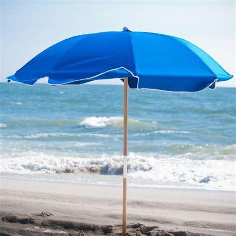 40859 Marked Stripe Frankford Umbrella 7 5 Ft Fiberglass Rib Commercial Grade