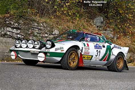 Lancia Alitalia Lancia Stratos Quot Alitalia Quot Flickr Photo