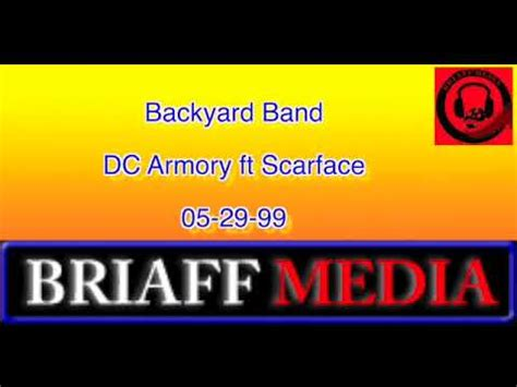 backyard band dc backyard band dc armory ft scarface 05 29 99 youtube