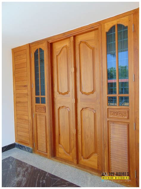 house front door design kerala style front door designs window designs kerala style joy studio design gallery