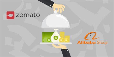 Alibaba Zomato | alibaba and ant financial to invest 200 mn in zomato