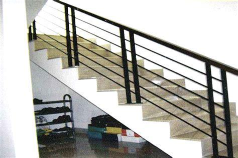contoh model railing tangga dan balkon minmalis   Bengkel