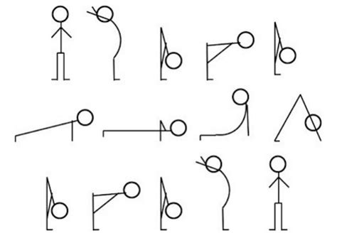printable stick figure yoga poses paula tooths