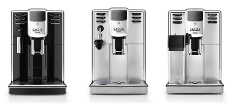 Gaggia Coffe Maker Anima Xl Hitam gaggia manual and bean to cup domestic and professional