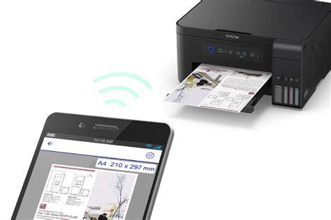 Epson Printer L4150 by Epson Ecotank L4150 All In One Printer Inkjet Printers