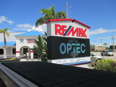 bonita springs sign company electronic message centers fort myers sign company