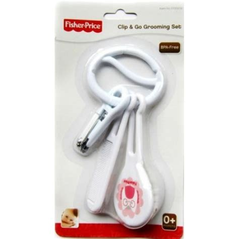 Gunting Kuku Sisir Fisher Price clip and go grooming fisher price idr 45 000 sold out