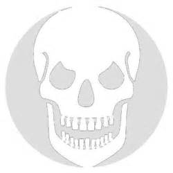 skull stencil template 40 pumpkin carving printables to upgrade your o