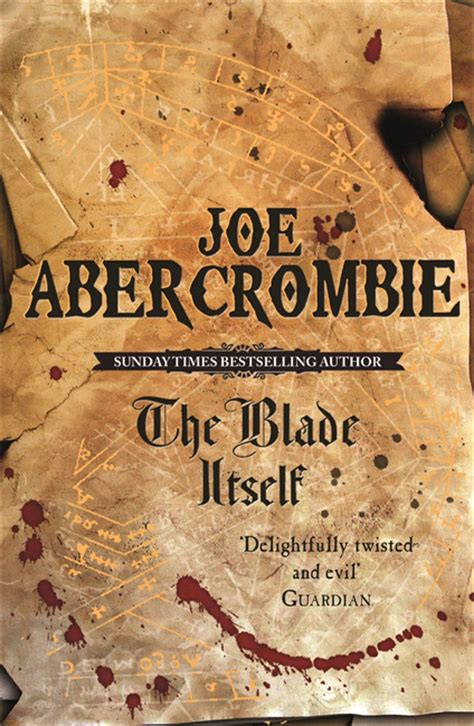 the blade itself collectors joe abercrombie the blade itself