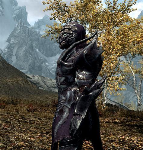 skyrim heavy armor mod falmer heavy armor gut fix at skyrim nexus mods and