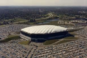 How Much Did The Pontiac Silverdome Sell For New Tale Of Detroit S Woe Pontiac Silverdome Sold For