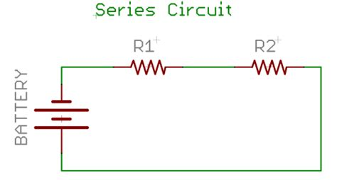 series circuit design basic circuit building blocks opencircuits