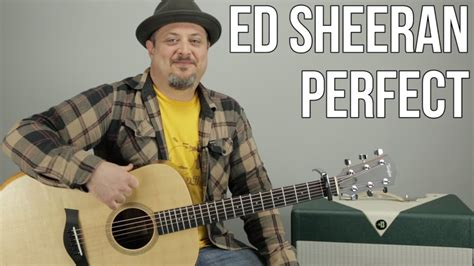 ed sheeran perfect prevod perfect ed sheeran guitar tutorial picking