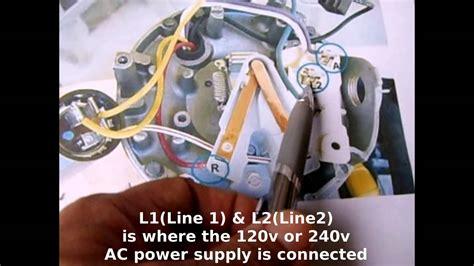 hayward 1081 pool duty 120v 240v pool sprinkler motors testing wiring