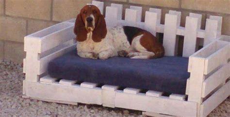dog digging on couch diy pallet furniture for your dog airtasker blog