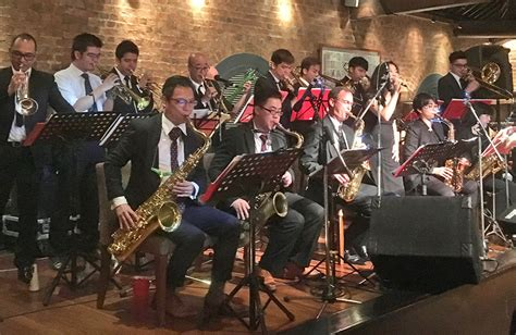 saturday night swing club saturday night big band swing the foreign correspondents