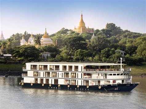 boat club yangon luxury river cruise through myanmar business insider