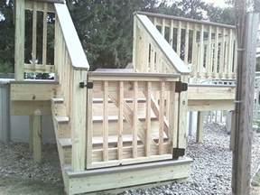 best 25 deck gate ideas on outdoor gate