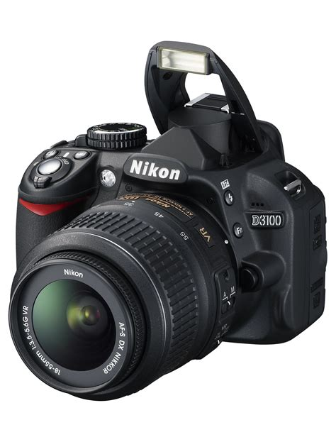 the nikon d3100 digital