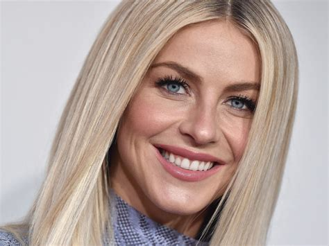 Wedding Hairstyles Julianne Hough by Julianne Hough Completely Changed Hairstyle Between