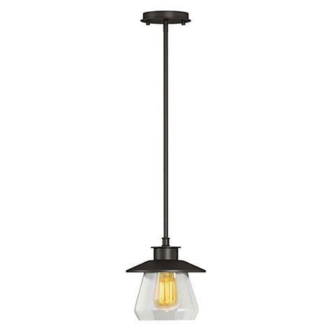 pendant track lighting for kitchen oil rubbed bronze globe electric angelica 1 light modern industrial oil