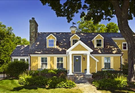 colorful exterior paint color schemes worthy of a glossy