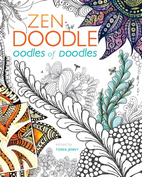 free doodle book zen doodle during doodle december impact books