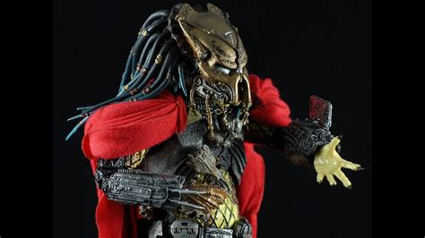 Vs Predator Elder Predator avp elder predator neca toys figure review mask vs