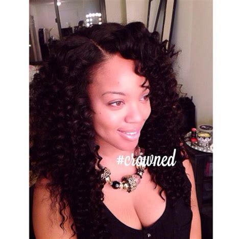 tyles of curly weave 116 best images about hairstyles on pinterest protective