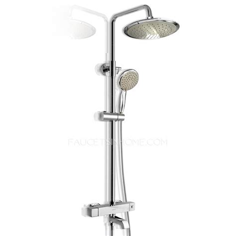 Thermostatic Faucets by Advanced Waterfall Thermostatic Bathroom Shower Faucets