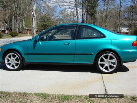 1994 honda civic ex coupe