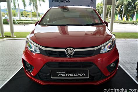 Proton Persona by Proton Receives 7 000 Bookings For The All New Persona