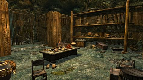 skyrim room with all items pc image blind robber s bluff treasure room png the elder scrolls mods wiki fandom powered