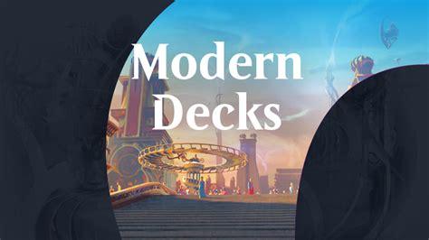 Magic Modern Decks by Modern Decklists Magic The Gathering