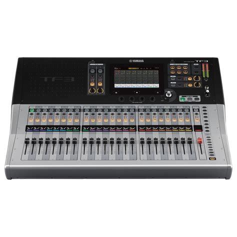 Mixer Yamaha 24 Ch yamaha touchflow tf3 24 channel digital mixer at