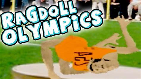 ragdoll olympics ragdoll olympics h 224 i hước phim truyền h 236 nh