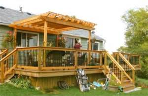 Adding A Pergola To An Existing Deck by Pin By Jenn Coleman On Home Ideas Pinterest