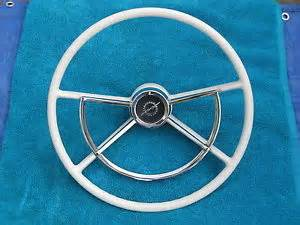 F100 Steering Wheel For Sale 1957 1958 1959 Ford Truck Optional Deluxe Steering Wheel F
