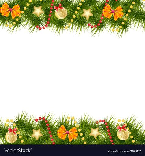 merry christmas card template royalty  vector image