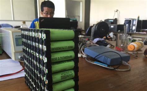 Baterai Motor baterai sepeda motor listrik its garansindo dibeli seperti air galon okezone news