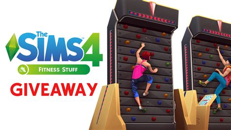 Sims 4 Giveaway - simsvip giveaway win the sims 4 fitness stuff simsvip