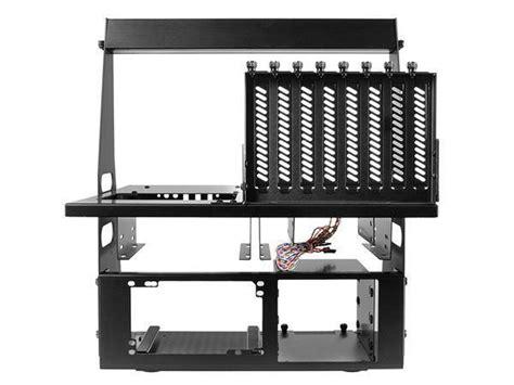 micro atx test bench lian li pc t60b atx test bench black buy at coolerkit com