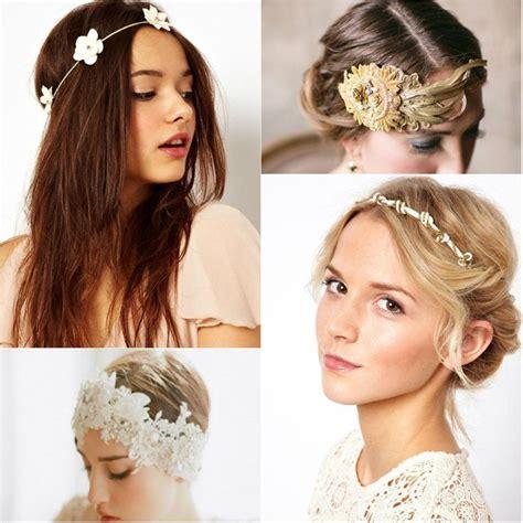 Hochzeitsfrisur Haarband by Die Besten 17 Ideen Zu Frisuren Mit Haarband Auf