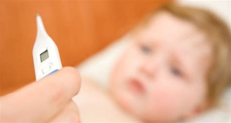 wann hat ein baby fieber mein baby hat fieber gesundheit beim kleinkind