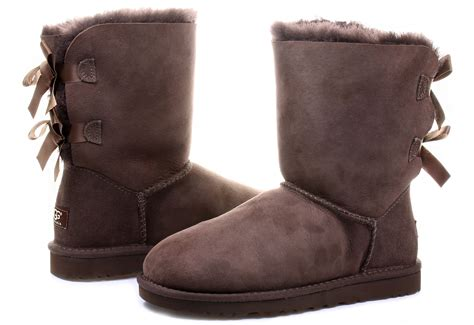 ugg boots with bows ugg boots w bailey bow 1002954 cho shop for