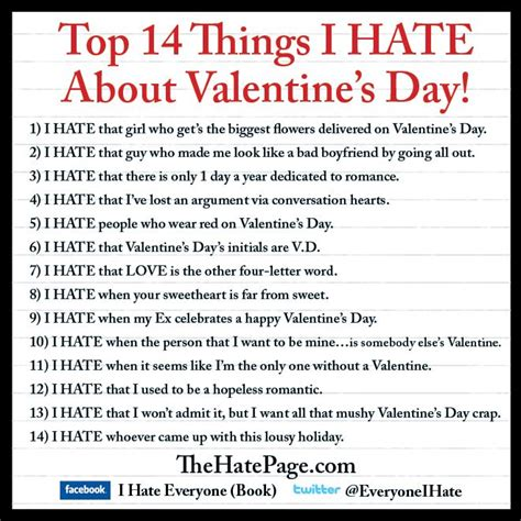 I Hate Valentines Day Meme - 1000 images about valentine s sucks on pinterest