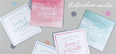 Personalised Wedding Stationery by Fiedler Wedding Stationery Personalised Wedding