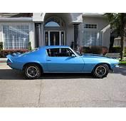 1973 Chevrolet Camaro Z28 RS For Sale University Place Washington