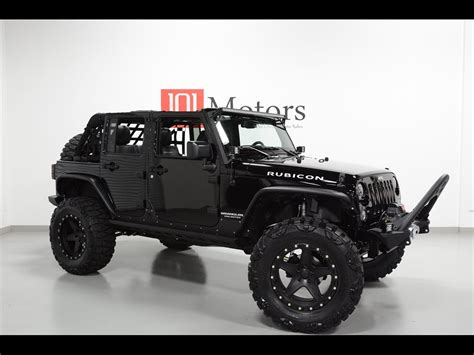 used jeep wrangler rubicon 2016 jeep wrangler unlimited rubicon for sale in tempe az