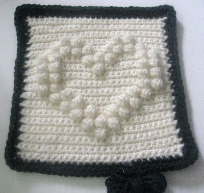 hollow square pattern in java 1000 images about crochet bobble graphs and such on